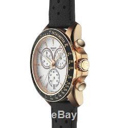 Tissot T1064173603100 Rose-Gold T-Sport V8 Chronograph Quartz Men's Watch