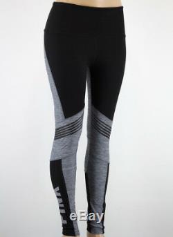 Victorias Secret PINK Ultimate Gray&Black High-Waist Legging XSmall XX332