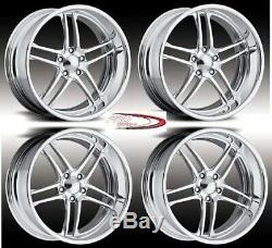 17 Boost Pro Roues Jantes Billettes Forged Foose Nous American Line Intro Staggered