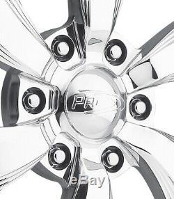 17 Roues De Professionnel Tordues Tueur 6 Jantes Faites Sur Commande Forgé En Aluminium D'aluminium De Billette Intro