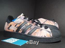 2003 Adidas Superstar Grf Graffiti Noir Rose Gris Violet Multicouleur 016760 Ds 9