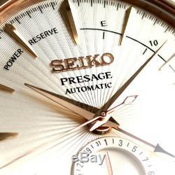 2017 Nouveau Seiko Presage Cocktail Temps Sary082 Mécanique Automatique Du Japon