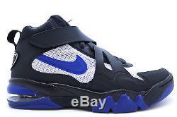 616761-001 Hommes Nike Air Force Max Cb 2 Hyp Noir Concord Blanc Gym