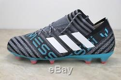 Adidas Nemeziz Messi 17,1 Fg Football Taquet Gris Rose Bleu Noir Cp9028 Multi Size