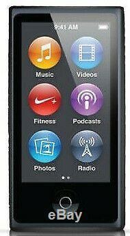 Apple Ipod Nano 7ème Génération 16go Or Bleu Argent Gris Noir Violet Rose