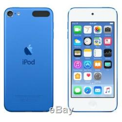 Apple Ipod Touch 6ème Génération Bleu / Noir / Rose / Or / Argent / Rouge 16/32/64 / 128gb
