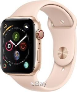 Apple Watch Series 4, Boîtier En Aluminium Cellulaire, Boîtier Intelligent, 40 / 44mm 4g