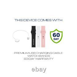 Apple Watch Series 5 40mm Gps Aluminium Or Espace Gris Argent Smartwatch