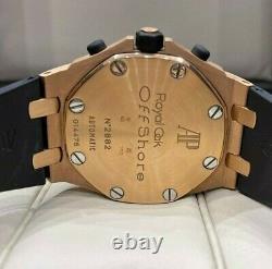 Audemars Piguet Royal Oak Rubberclad Chronographe 18k
