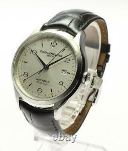 Baume & Mercier Clifton Dual Time 65730/m0a10112 Montre Automatique Homme 590372