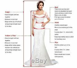 Blanc D'ivoire Robes De Mariée Mariage Robes Bal Encolure Élégante Princesse 2019
