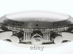 Breguet Transatlantic Type XX 3820 Chronographe Noir Cadran Automatique Homme 616864