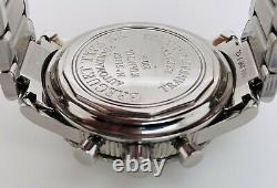 Breguet Transatlantique Type XX Chronographe Automatique Acier Inoxydable Ref 3820