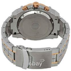 Bulova Precisionist Chronographe Quartz Cadran Noir Montre Homme 98b317