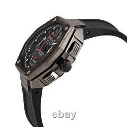 Bulova Precisionist Chronographe Quartz Cadran Noir Montre Homme 98b358