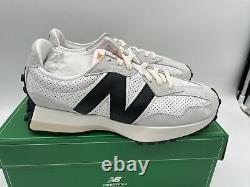 Casablanca New Balance 327 Black Grey White Size 9 Us New Avec Boîte Nb Pink