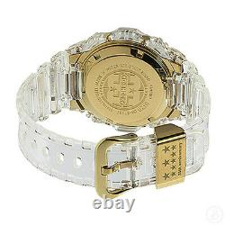 Casio G-shock 35th Anniversary Glacier Gold Limited Montre Gshock Dw-5735e-7
