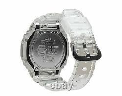 Casio G-shock Analog Digital Transparent Pack Clear/black Watch Ga2100ske-7a