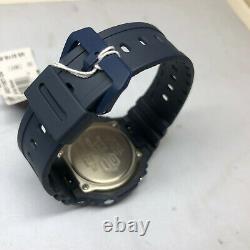Casio G-shock Casioak Marine Blue Grey Earth 2100 Série Ga2110et-2a Montre Ga-2110
