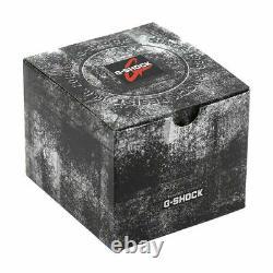 Casio G-shock Ga2100ske-7a Transparent Casioak Transparent Flambant Neuf