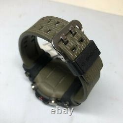 Casio G-shock Gg-b100-1a3 Green Mudmaster Carbon Core Bluetooth Watch Nouveau