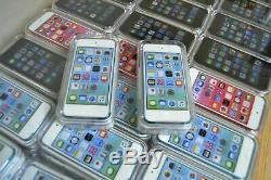 Dernieres 7 Apple Ipod Touch Génération 256go Or Argent Espace Gris Rose Scellés