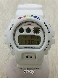 G Shock Baignoire Ape Dw 6900 Blanc Casio A Baignoire Ape Collaboration Limitée 2000