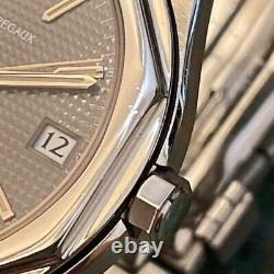 Girard-perregaux Laureato Référence 8010 Montre 100% Véritable 36mm Cal. 3100