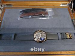 Greubel Forsey Gmt Globe Gf05 97805 Tourbillon 18k Rose Or 43,5mm $630k Lnib