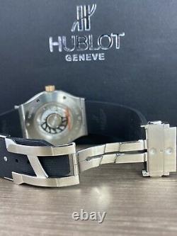 Hublot 42mm Classic Fusion Automatique Cadran Noir Montre Homme 542no1181rx