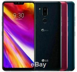 Lg G7 Thinq 64gb Gris / Rose / Noir T-mobile / Gsm Débloqué