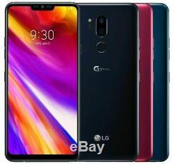 Lg G7 Thinq G710tm 64go Gris Platine / Noir Aurora / Framboise Rose (t-mobile)