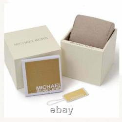 Michael Kors Lexington Rose Gold & Gunmetal Stainless Steel Men's Watch Mk8561