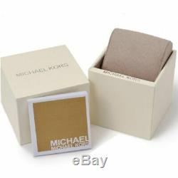 Michael Kors Mk8480 Lexington Chrono Quartz Montre En Acier Inoxydable Pour Hommes