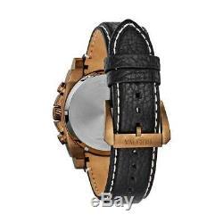 Montre Homme Montre Homme Precisionist Chrono Cadran Gris Bracelet En Cuir Noir 97b188