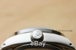 Montre Rolex Datejust Pour Femme, Cadran Argenté, Or Blanc, Or Blanc 18k, Saphir Et Diamants
