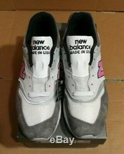 New Balance Made In USA Gris / Rose / Noir M997lbk Taille Homme 7.5