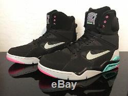 Nike Air Force Force Taille 13 Spurs Robinson Noir Gris Jade Rose 684715 001