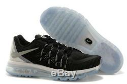 Nike Air Max 2015 Noir Blanc Bleu Rose Chaussures De Course Lava Vert Volt Vert Femmes