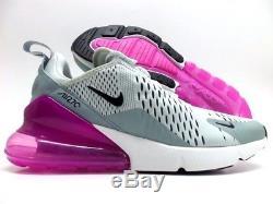 Nike Air Max 270 Barely Gris / Noir-clair Pumice Taille Pour Femme 8 Ah6789-004