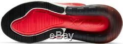 Nike Air Max 270 Bv6078 600 Orbit Rouge (lumineux Rose Rougeâtre) / Noir / Gris Grande