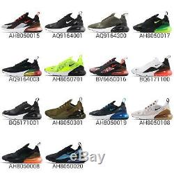 Nike Air Max 270 Hommes Chaussures De Course Lifestyle Sneakers Baskets Chaussures Choix 1