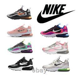 Nike Air Max 270 React All Colours 6 Uk Eu 39 Unisex Christmas Gift Ideas