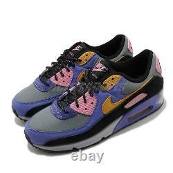 Nike Air Max 90 Qs Acg Persan Violet Violet Gris Rose Noir Homme Chaussures Cn1080-500