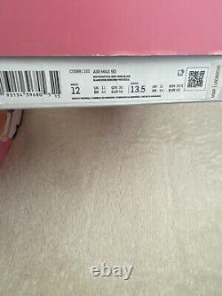 Nike Air Max 90 Recraft Rose Rose Particule Gris Noir Og Cd0881-101 Sz 12