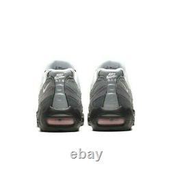Nike Air Max 95 Chaussures De Course Gris Noir Rose Taille 5-12 Premium Cj0588-001