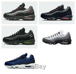 Nike Air Max 95 Couleurs Multiples États-unis Hommes Tailles 8-13 Chaussures De Course