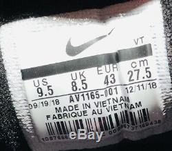 Nike Air Max 97 Throwback Future Noir Gris Fuchsia Av1165-001 Pour Hommes 9.5