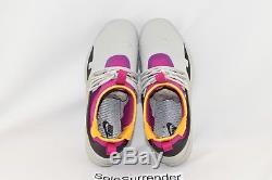 Nike Air Presto MID Sp Choisissez La Taille - Aa0868-006 Gris Noir Rose Acronyme Hi High