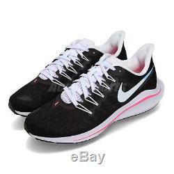Nike Air Zoom Vomero Wmns 14 Rose Gris Femmes Chaussures En Cours Ah7858-004